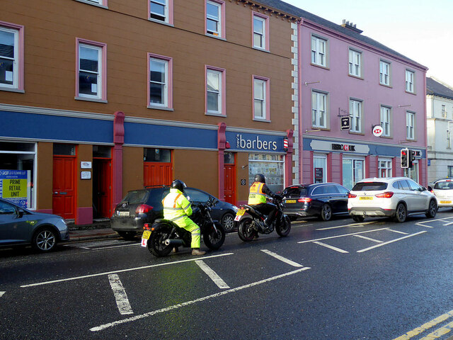 Under instruction, Omagh