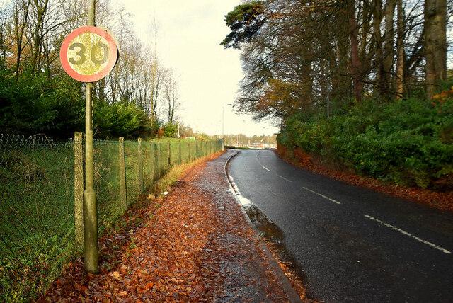 Crevenagh Road, Creevenagh