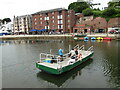 SX9292 : Exeter - Foot Ferry by Colin Smith
