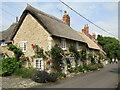 SY4889 : Burton Bradstock - Church Street by Colin Smith