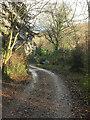 SX7271 : Approaching Webburn Lodge by Derek Harper