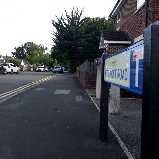 Kinson: Kitscroft Road