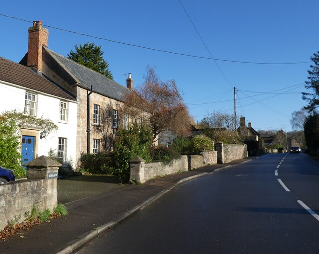 Long Street, Croscombe