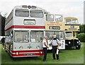 SU7240 : Alton Bus Rally 2019 - Silver Star Bus by Colin Smith