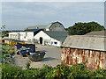 SE1831 : Industrial buildings off Neville Road by Stephen Craven