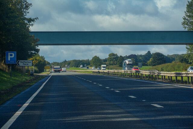 Horsley : A69