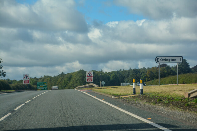 Ovington : A69
