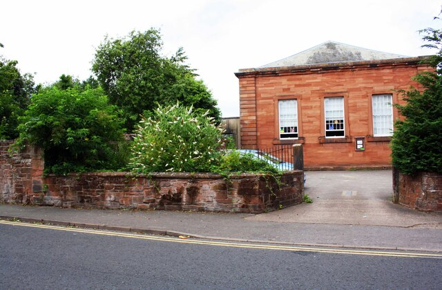 Friends Meeting House, Wigton