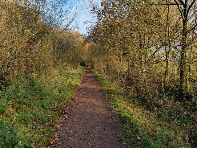 Watford: Ebury Way