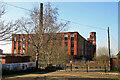 SD9104 : Hartford Mill, Oldham by Chris Allen