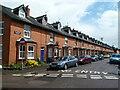 SS9412 : Seymour Terrace, John Street, Tiverton by Chris Allen