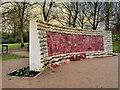 SD8304 : Heaton Park Somme Memorial by David Dixon