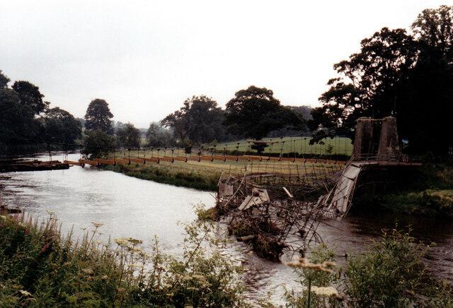 Kalemouth Bridge 1986