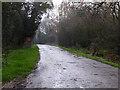 SO8959 : Track to Saints Farm off Brownheath Lane, Worcestershire by Chris Allen