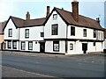 TL8564 : Bury St Edmunds houses [290] by Michael Dibb