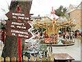 TQ1769 : Kingston - Christmas Carousel by Colin Smith