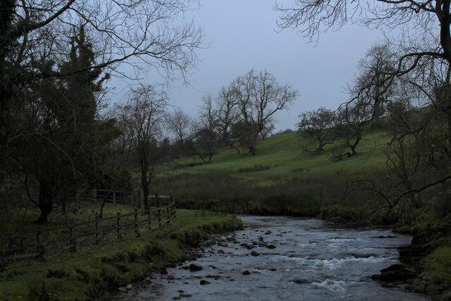 The River North of Airton