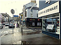 H4572 : Corry & Stewart, Estate Agents, Omagh by Kenneth  Allen