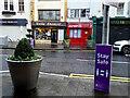 H4572 : Kelly Chemist / Snips, High Street, Omagh by Kenneth  Allen
