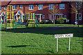 SP5486 : Poppy Road, Lutterworth by Stephen McKay