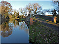 SO8273 : Staffordshire and Worcestershire Canal near Wilden by Chris Allen