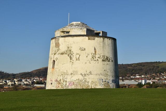 Martello Tower #3
