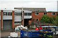 SK4642 : Former lace factory, Ilkeston by Chris Allen