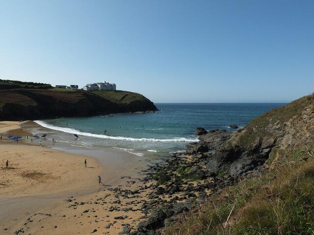 Poldhu Cove, Cornwall
