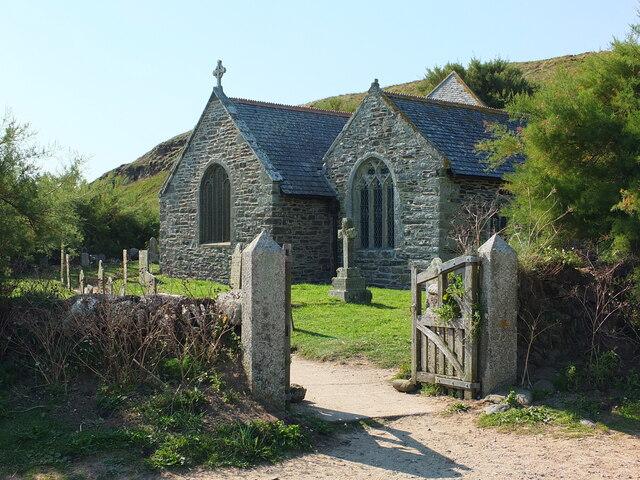 St Winwallows, Church Cove, Cornwall