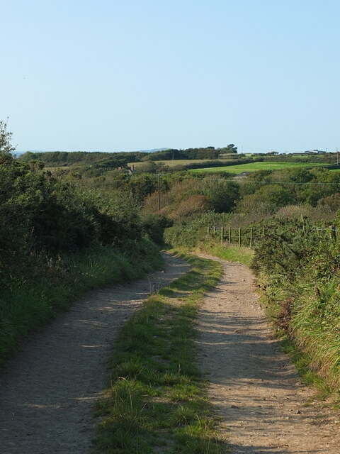 Path to Trudnoe Farm