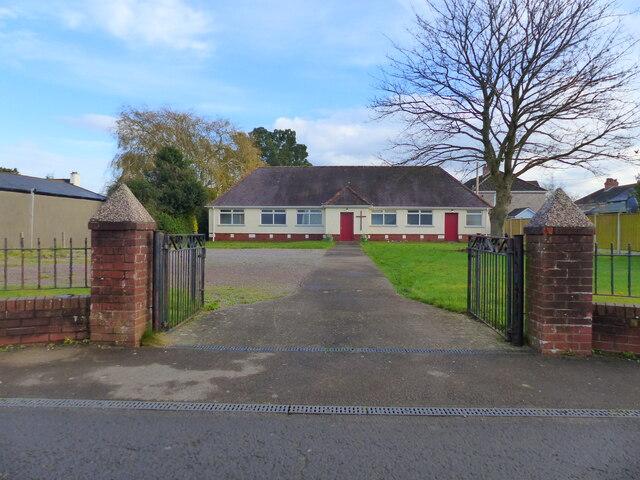 Rogiet Methodist Church, Ifton Road