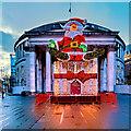 SJ8397 : New Home for Santa by David Dixon