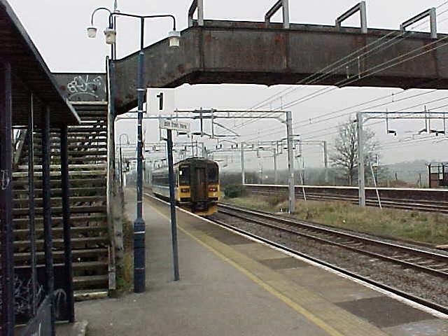 Polesworth railway station