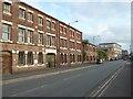 SO8376 : Former carpet factories (mills), Green Street, Kidderminster by Chris Allen