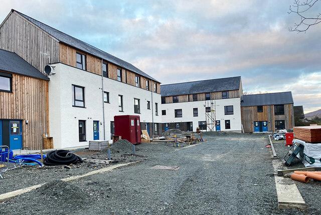 Lower Struan Road housing development