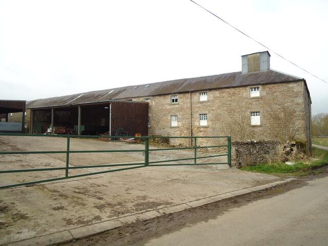 Ormiston Mill
