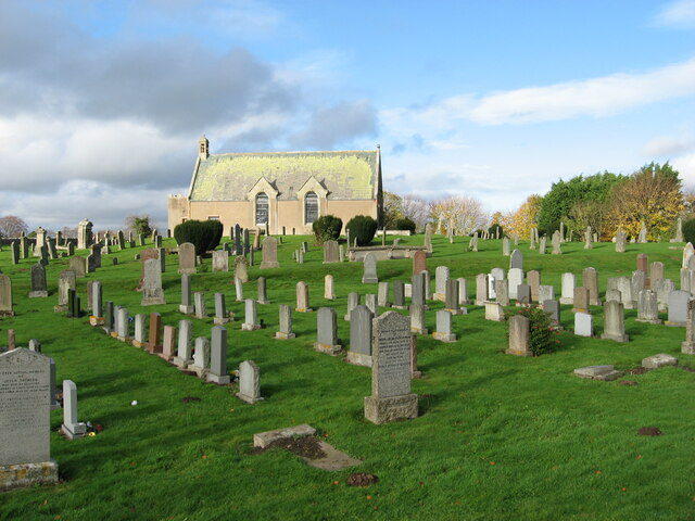 Eckford Church and Cemetery