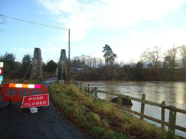 Kalemouth Bridge