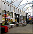 ST3188 : Merry Christmas shop in Friars Walk Shopping Centre, Newport by Jaggery