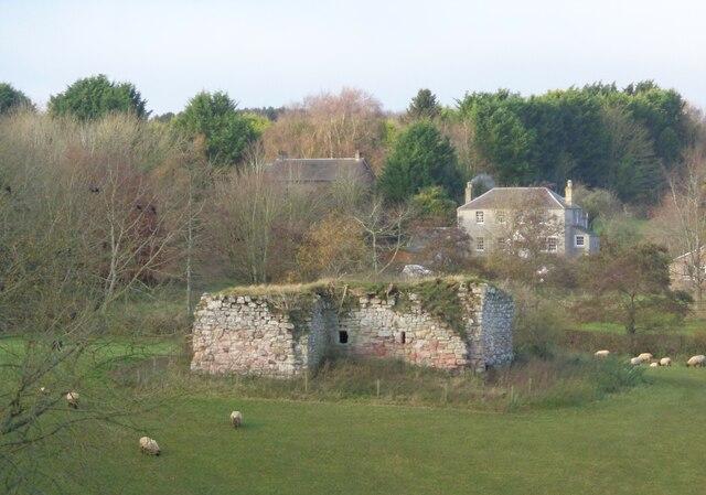 Wallace's Tower Roxburgh