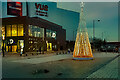 SD8010 : Rock Christmas Tree by David Dixon