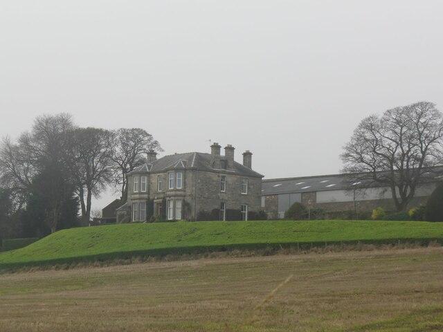 Pilmuir Farmhouse