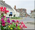 TL8563 : Bury St Edmunds - Crown Street by Colin Smith