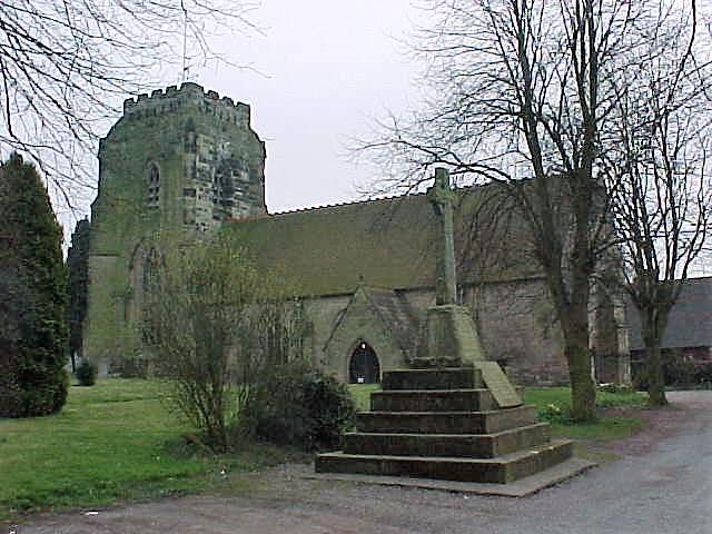 Abbey church of St Editha