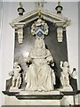 TL8564 : St Edmundsbury Cathedral - Reynolds Memorial by Colin Smith