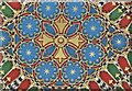 TL8564 : St Edmundsbury Cathedral - Fan-vaulted Ceiling by Colin Smith