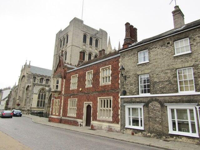Bury St Edmunds - Crown Street