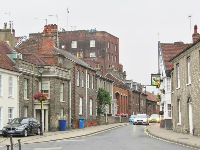 Bury St Edmunds - Brewing Town