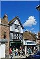 TQ9220 : Lola & SiDney, Shop, Rye by PAUL FARMER