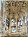TG2308 : Norwich Cathedral - East End by Colin Smith